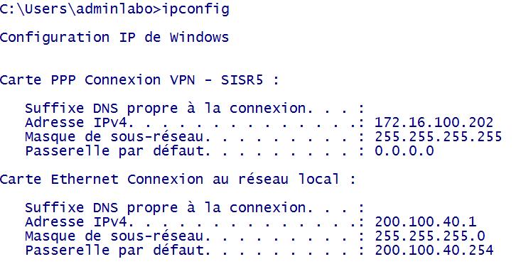 BureauADistance-Ipconfig
