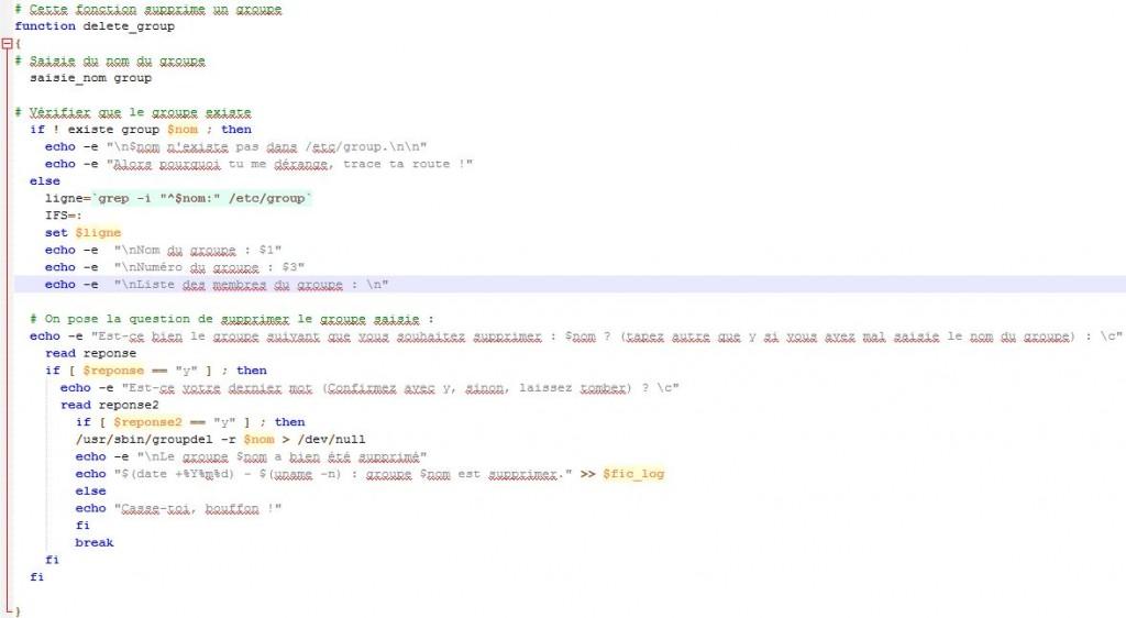 Script_Shell-Suppression_Groupe