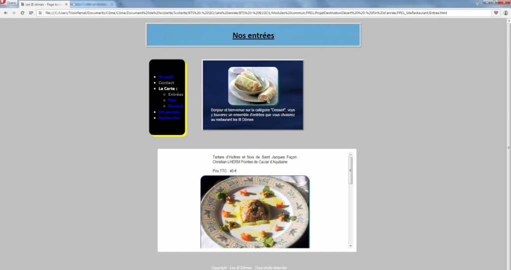PPE1-ProjetWeb_SiteRestaurant_Entree