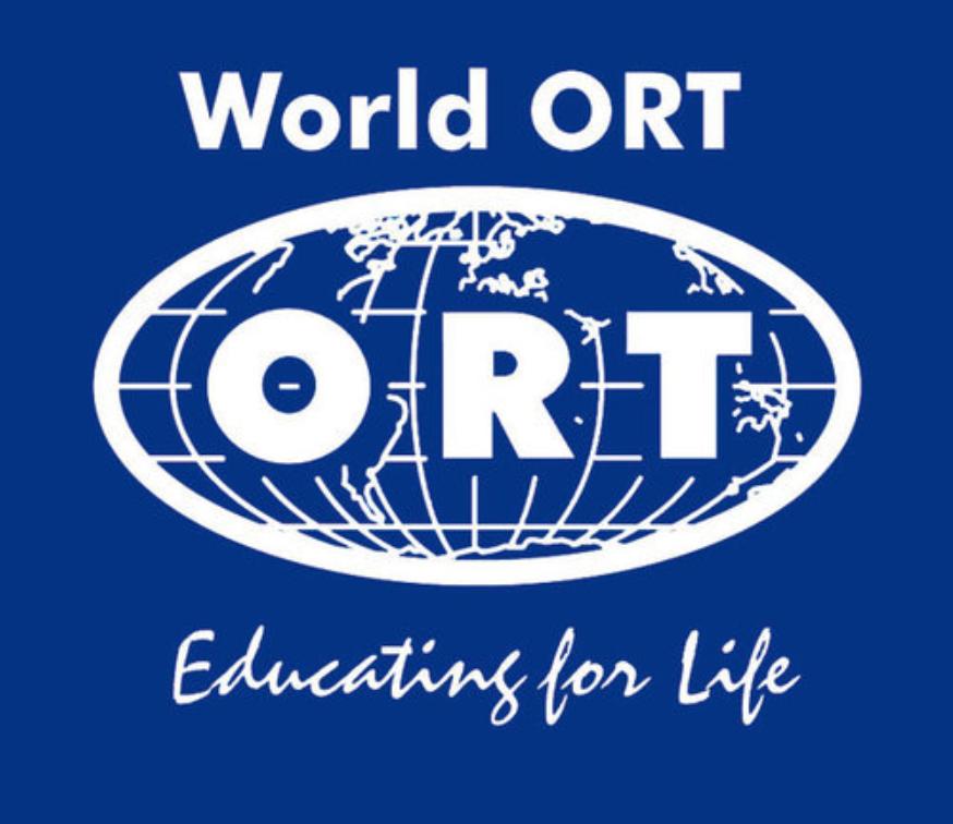 Logo de World ORT