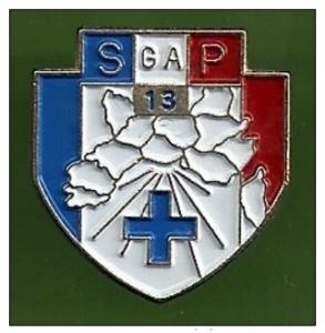 Logo du S.G.A.P de Marseille
